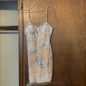 Jovani Mini Formal Dress